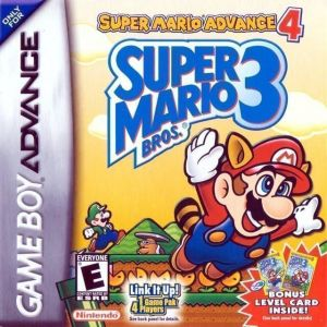 Super Mario Advance 4 - Super Mario Bros. 3 (V1.1) ROM