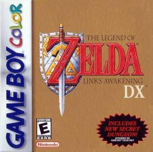 Legend Of Zelda, The - Link's Awakening DX  (V1.2) ROM