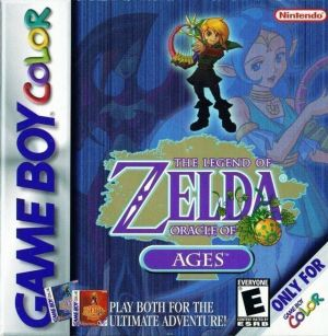 Legend Of Zelda, The - Oracle Of Ages ROM