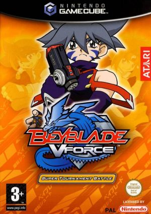Beyblade VForce Super Tournament Battle ROM