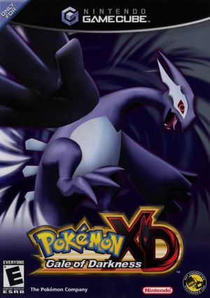 Pokemon XD Gale Of Darkness ROM