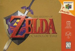 Legend Of Zelda, The - Ocarina Of Time (V1.2) ROM
