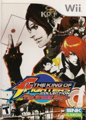 King Of Fighters Collection- The Orochi Saga ROM
