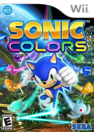 Sonic Colors ROM