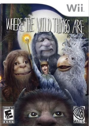 Where The Wild Things Are ROM