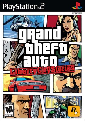 Grand Theft Auto - Liberty City Stories ROM