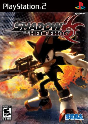 Shadow The Hedgehog ROM