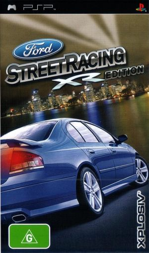 Ford Street Racing - XR Edition ROM