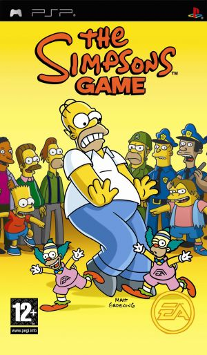 Simpsons Game, The ROM