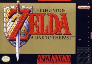 Legend Of Zelda, The - A Link To The Past ROM