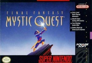 Mystic Quest Legend ROM
