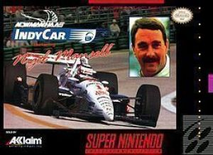 Newman Hass Indy Car Racing ROM
