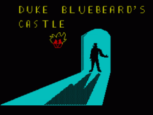 Duke Bluebeard's Castle (1985)(M.42 Software) ROM