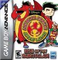 American Dragon Jake Long - Rise Of The Huntsclan GBA