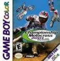 Championship Motocross 2001 Featuring Ricky Carmichael