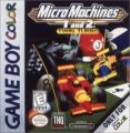 Micro Machines 1 And 2 - Twin Turbo