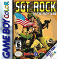 Sgt. Rock - On The Front Line