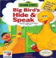 Big Bird's Hide And Speak